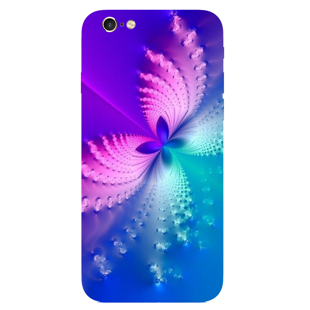 Butterfly Art Printed Case Cover For iPhone 6 by Mobiflip