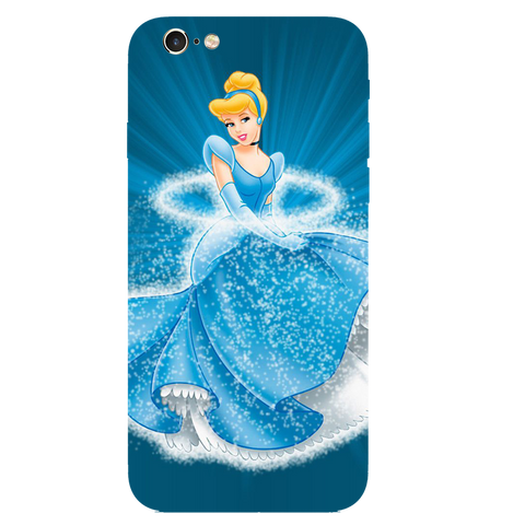 Barbie Angel Printed Case Cover For iPhone 6 by Mobiflip