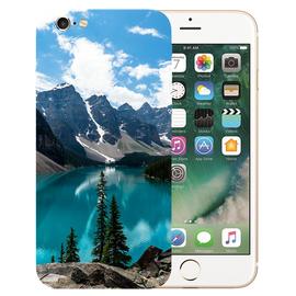 Mountain View Printed Case Cover For iPhone 6 by Mobiflip