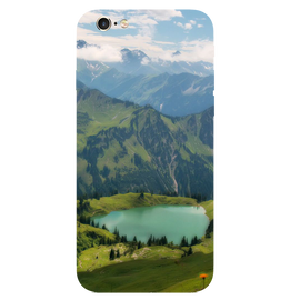 River View Printed Case Cover For iPhone 6 by Mobiflip