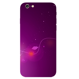 Sky View Printed Case Cover For iPhone 6 by Mobiflip
