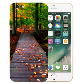Forest View Printed Case Cover For iPhone 6 by Mobiflip