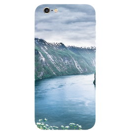 Natural View Printed Case Cover For iPhone 6 by Mobiflip