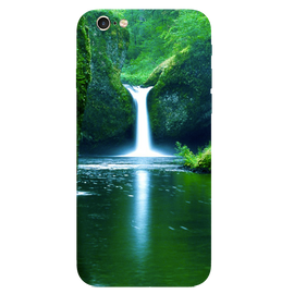 Water Fall Printed Case Cover For iPhone 6 by Mobiflip