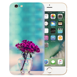 Flower Pot Printed Case Cover For iPhone 6 by Mobiflip