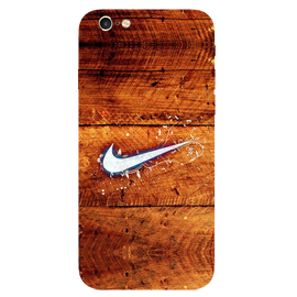 Nike Art Printed Case Cover For iPhone 6 by Mobiflip