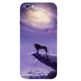 Roaring Lion Printed Case Cover For iPhone 6 by Mobiflip
