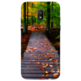 Forest View Printed Case Cover For Samsung J2 2018 by Mobiflip
