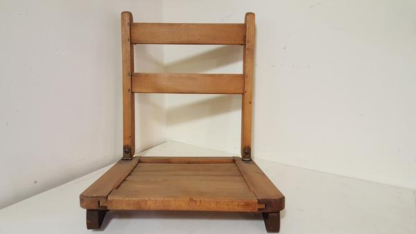 Folding Wooden Fishing chair