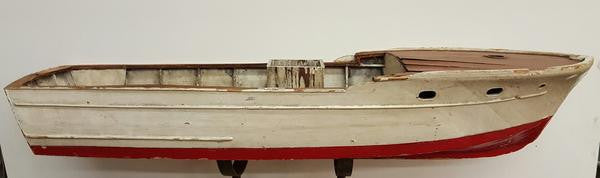 Folk Art Boat