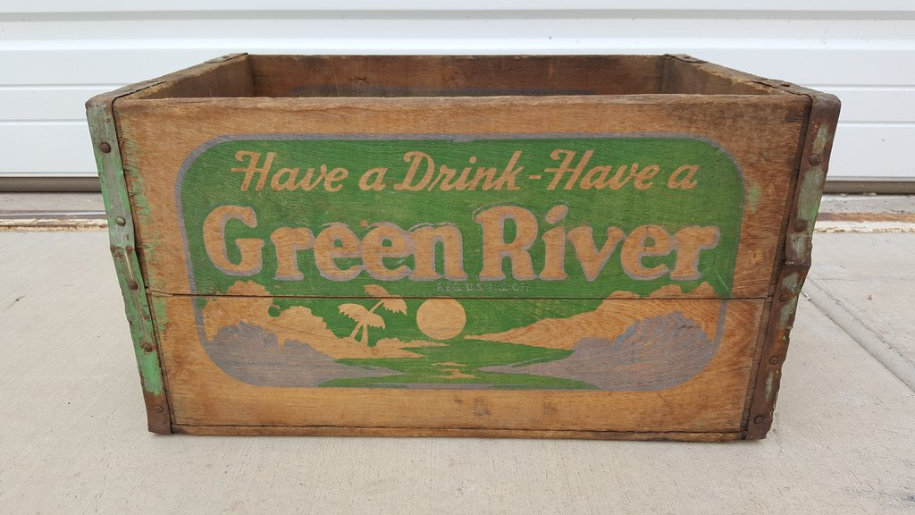Green River Crate