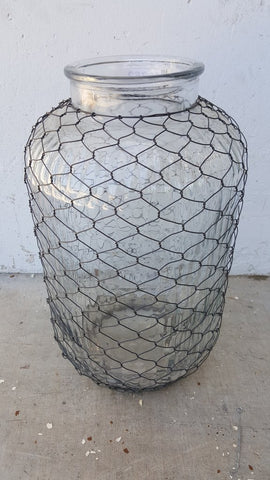 Wire Pickle Jar