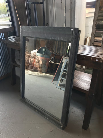 Copper Frame Mirror