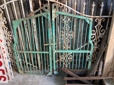 Green Iron Gate