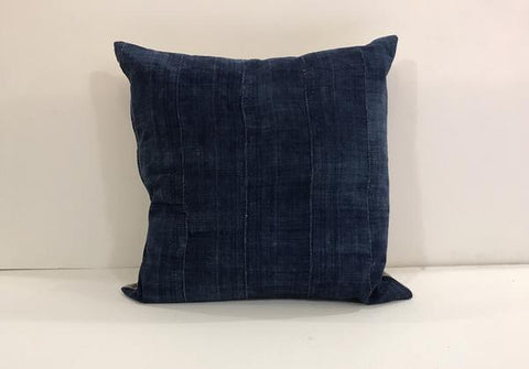 Blue Pillow 23 x 23