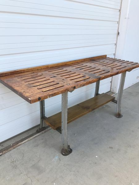 Boat Deck Top Table