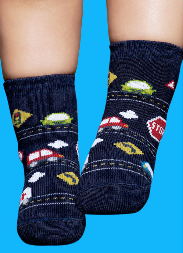 Traffic Signs Regular Socks