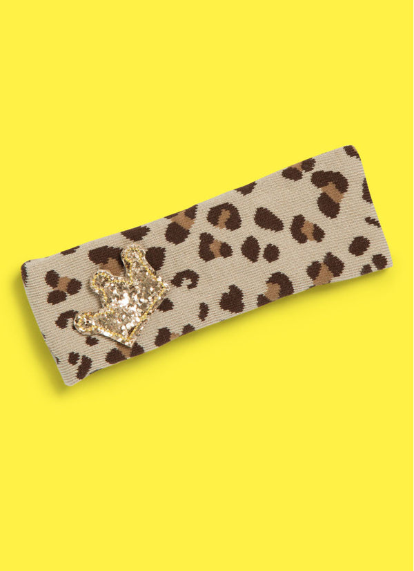 Hairband - Leopard