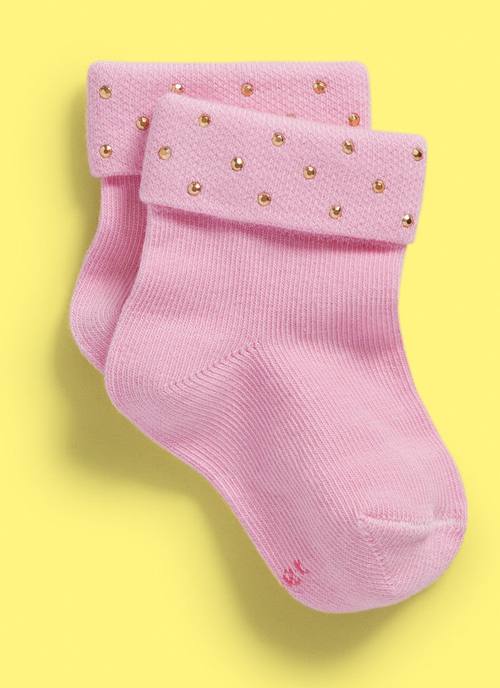 Party Socks Pink