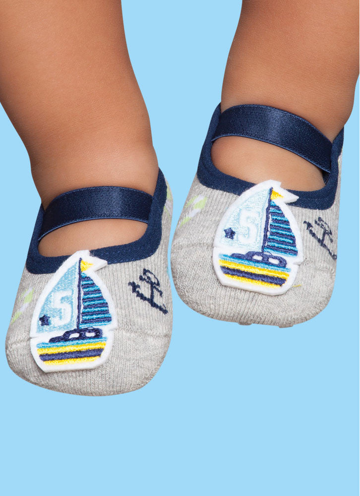 Sailing - Non-Slip - Slippers