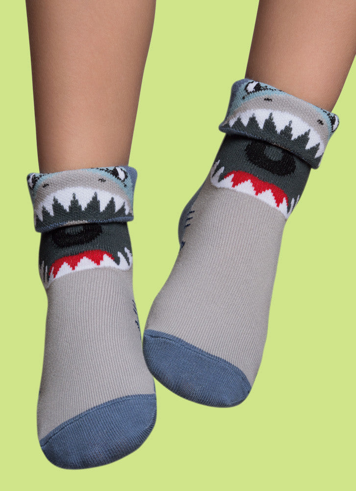 Shark Regular Socks