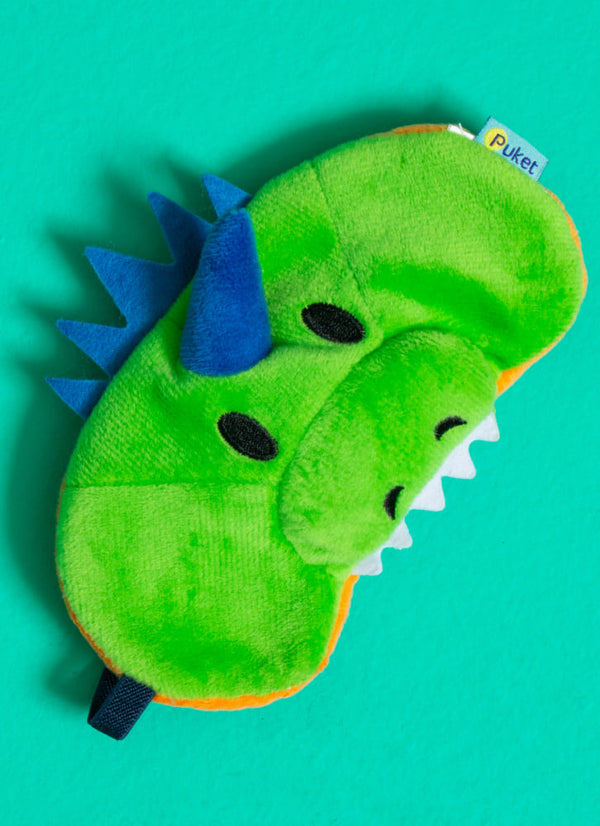 Sleeping Mask Alligator