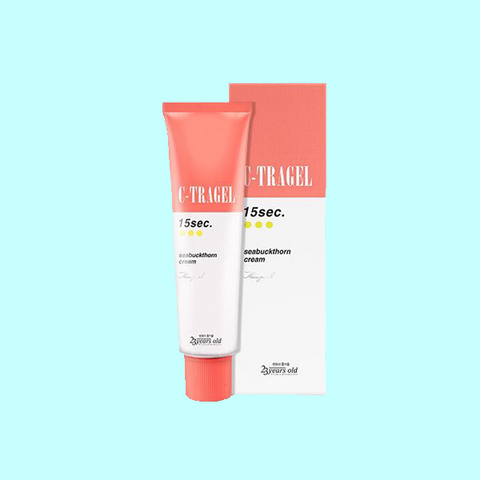 23 YEARS OLD C-TRAGEL Seabuckthorn Cream 50g