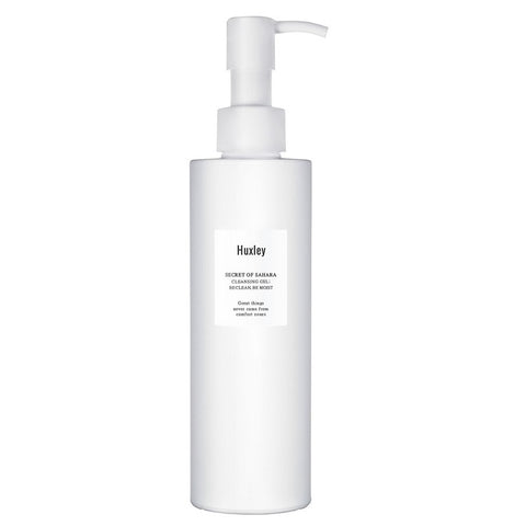 HUXLEY Be Clean Be Moist Cleansing Gel