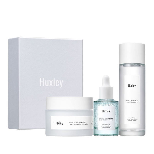 HUXLEY Secret of Sahara Hydration Trio