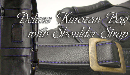 Deluxe Kurozan Bag with Shoulder Strap