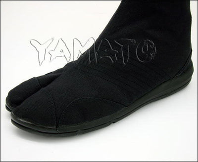 "Air Cushioned All Black ""KAGE"""