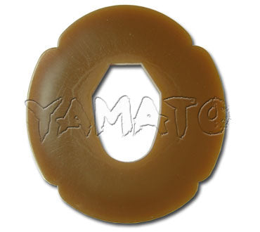 Deluxe High Density Plastic Tsuba for Bokuto
