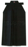 Black Cotton Aikido Hakama