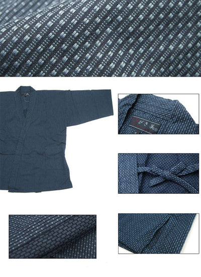 Sashiko Samue Zen Buddhist Working Clothes  (4 colors)