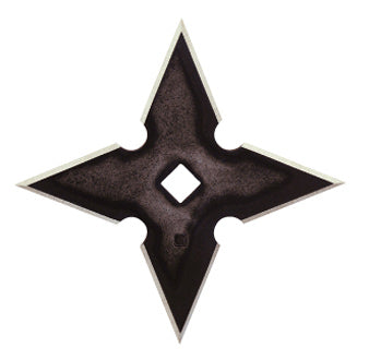Deluxe Shuriken Shimen [with wood box]