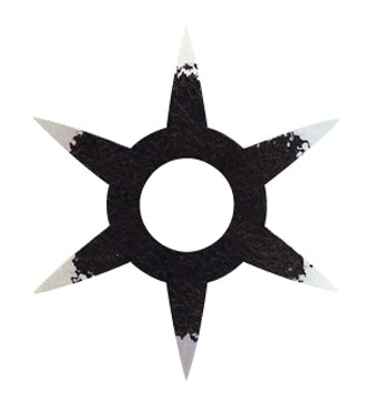 Deluxe Shuriken Yogan Roppo [with wood box]