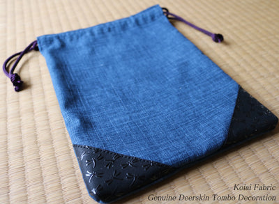 Deluxe Traditional Shingen Pouch