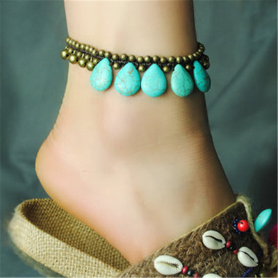 Retro anklets