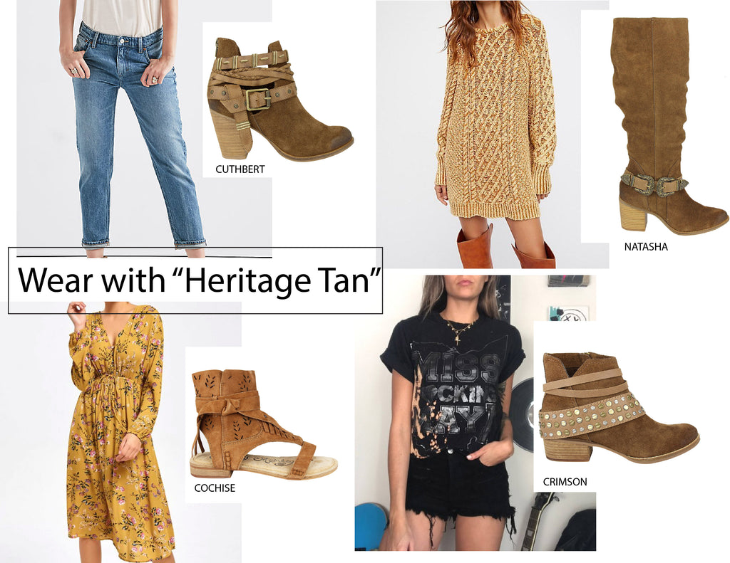 wear Heritage Tan