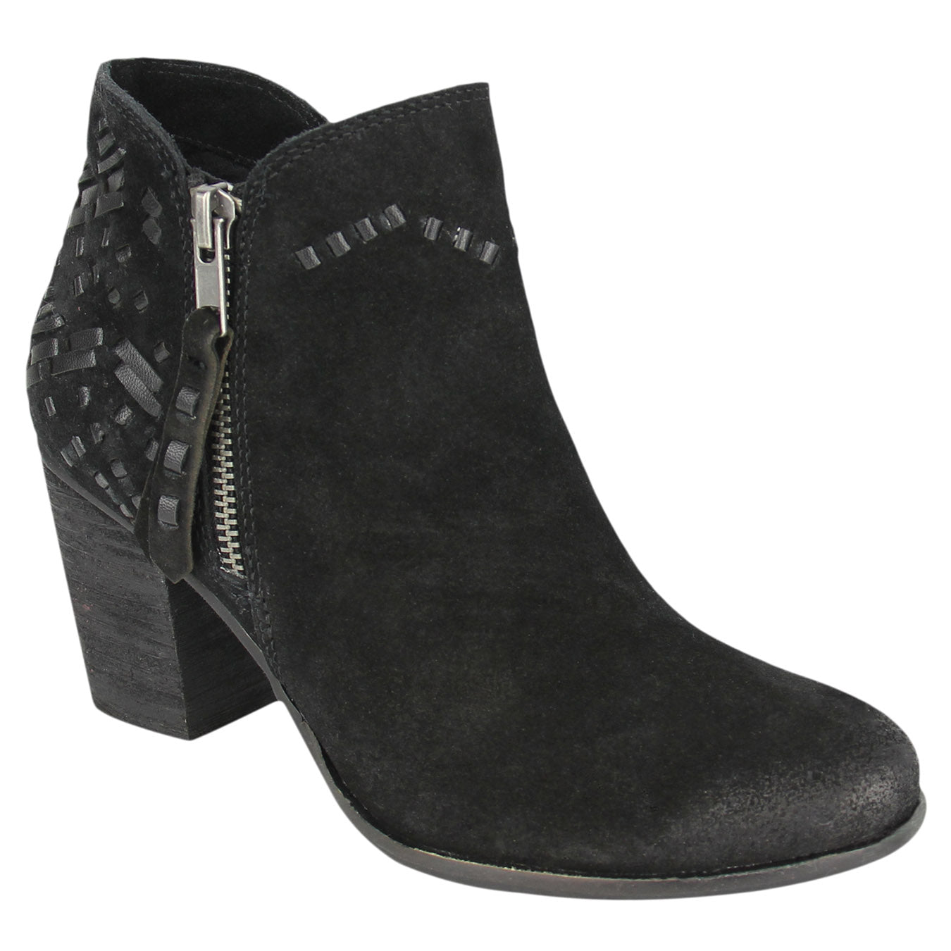 NAUGHTY_MONKEY_HAND-CRAFT_BOOT_SUEDE_BOOTIE_LUPINA_BLACK