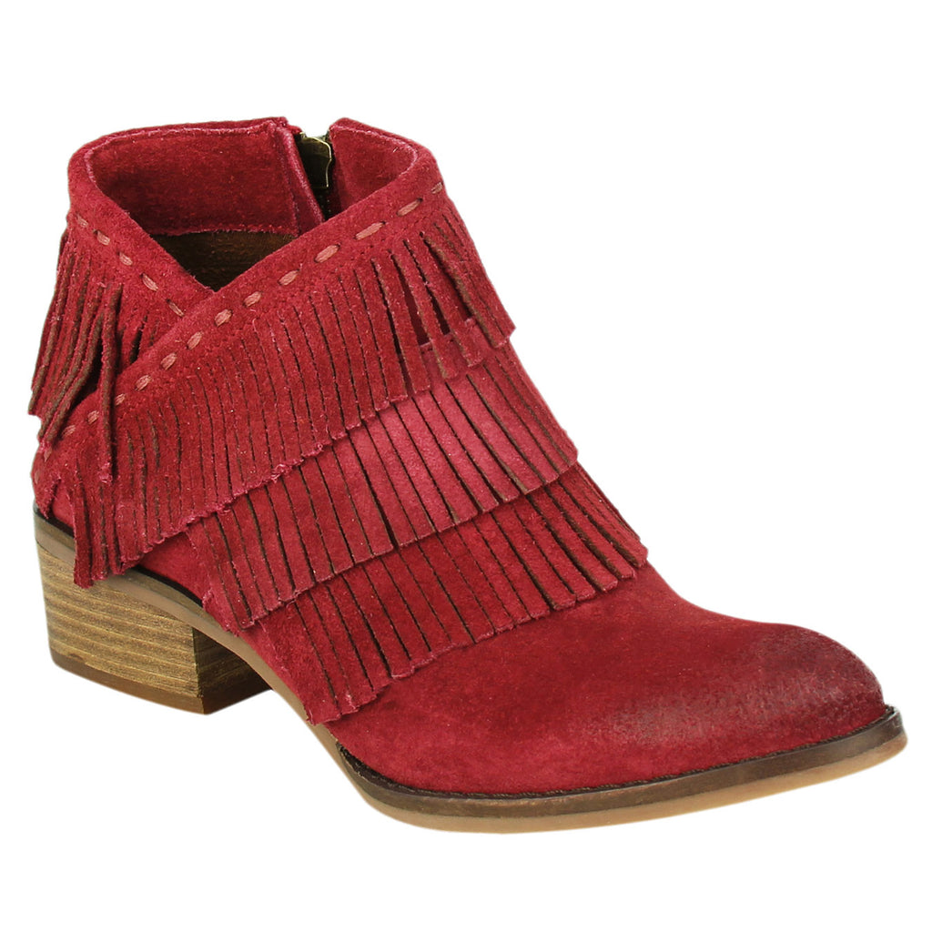 NAUGHTY_MONKEY_FRINGE_BOOTIE_RED_KEPANG