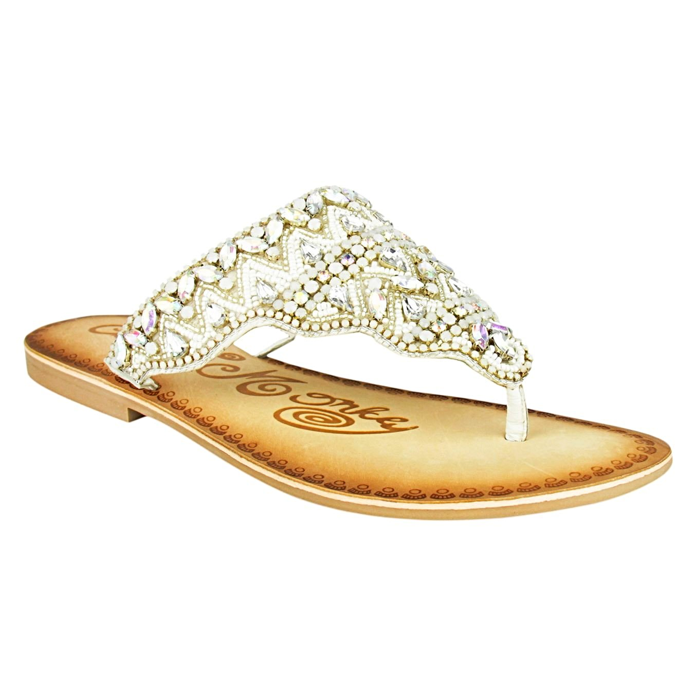 naughty_monkey_sandal-thong_embellished-rhinestones_women_LOVING-u - WHITE