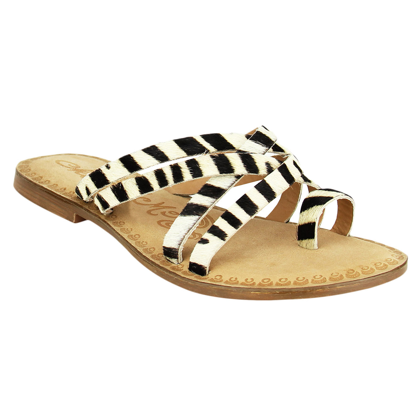 NAUGHTY_MONKEY_ZEBRA_BOHO_STRAPPY_SANDAL_COW_HAIR-ON_ZOOCHE