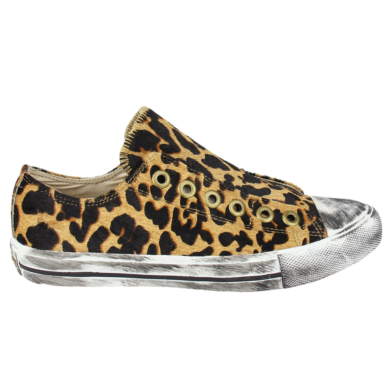 Naughty_Monkey_sport, athleisure, pony-hair_sneaker_leopard