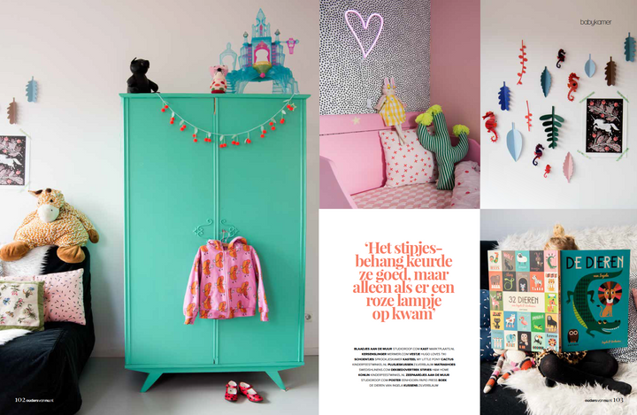 Featured in Ouders Van Nu