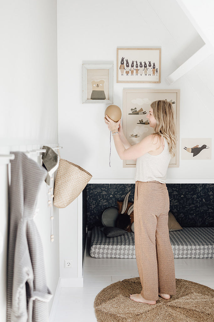 styling a kids room