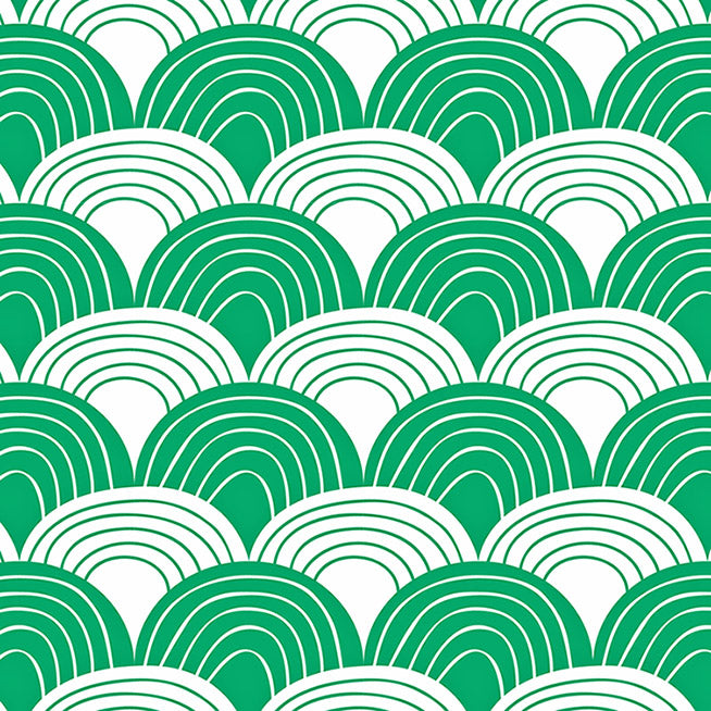 RAINBOWS | Baby flat sheet | 70x100cm / 27.5x39"