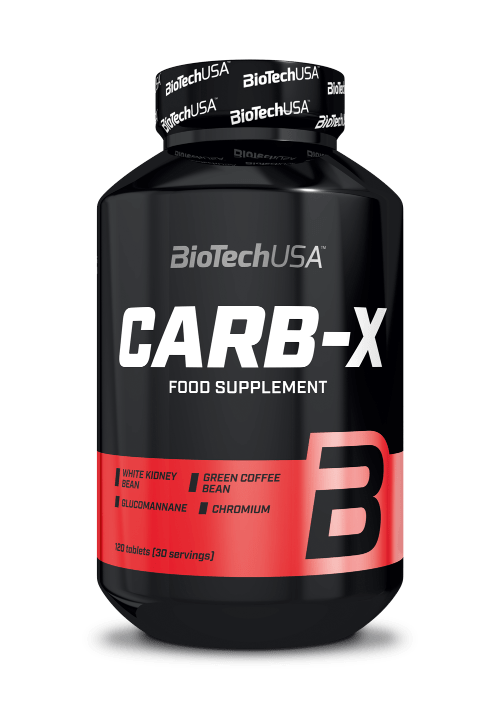 Carb-X - 120 tablets