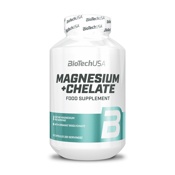 Magnesium + Chelate - 60 tablets