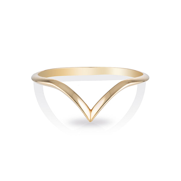 Evie II | Wedding Band